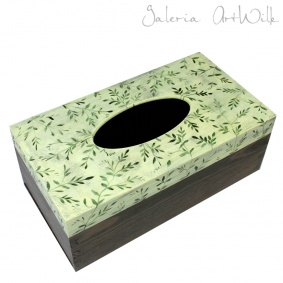 "Tissue box ""Italiana"""