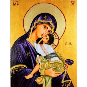 Mother of God with Child- on order