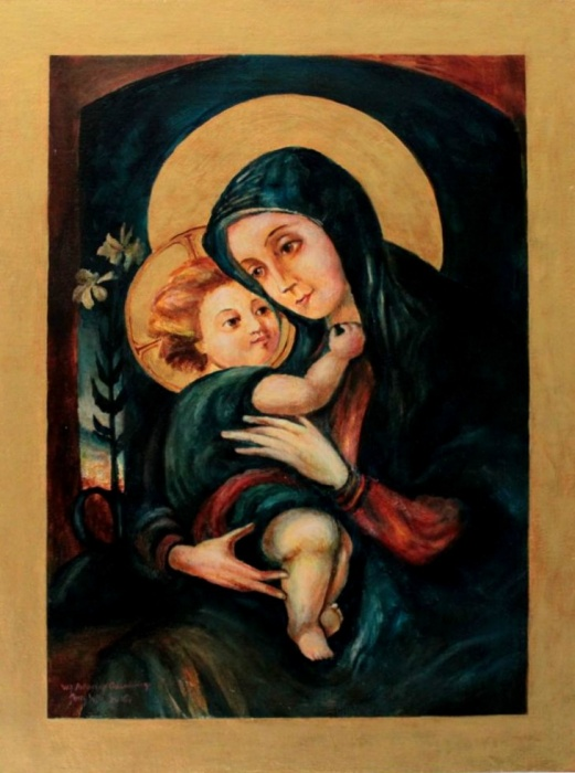 Icon Mother of Good Counsel