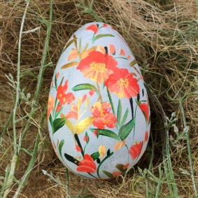 Wooden easter egg 34 / 80