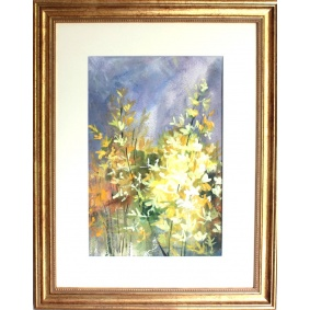"""Forsythia flowers"""